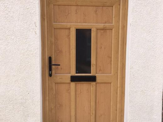 UPVC-doors